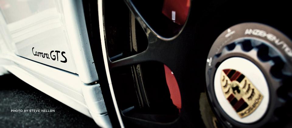 Your Sacramento Porsche