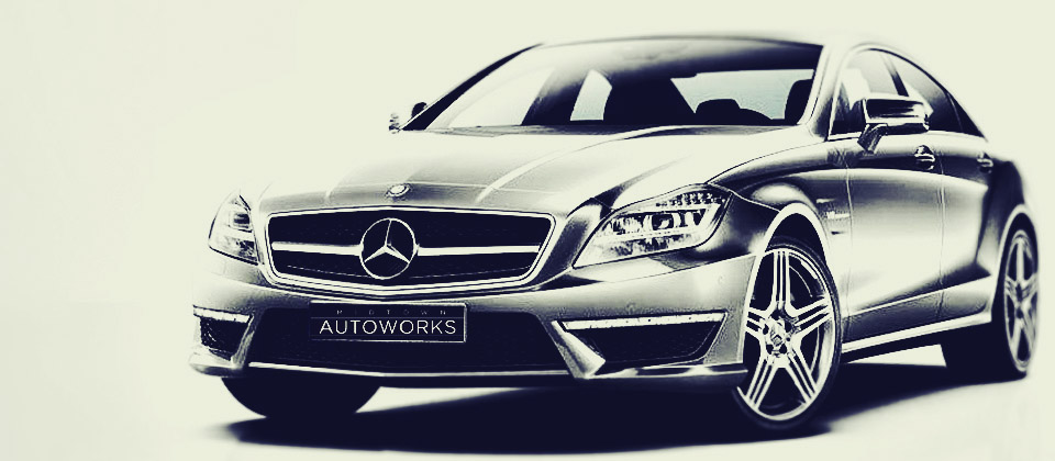 Mercedes looking after you