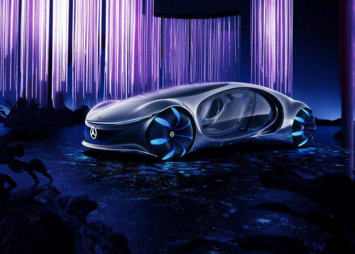 AVTR Mercedes Benz Concept Car
